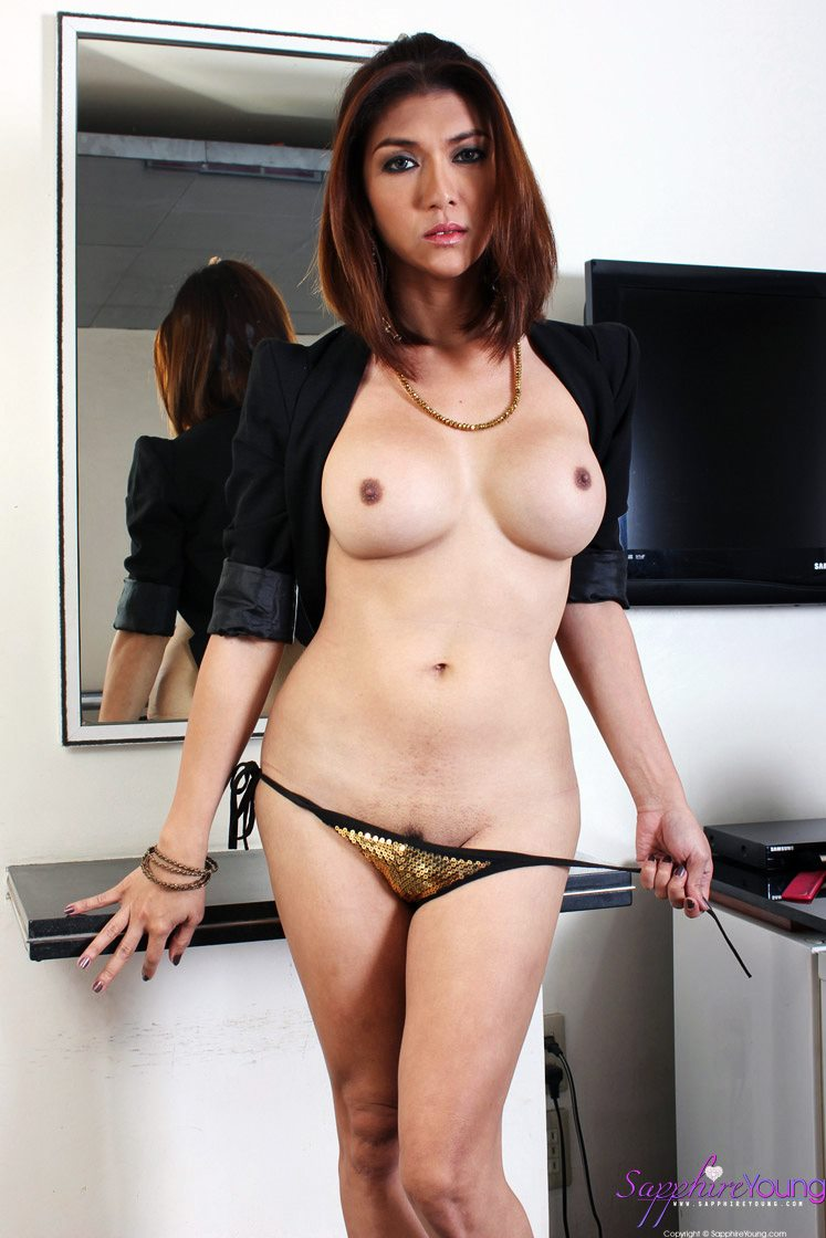 Big tits and panties